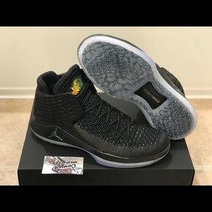 new york 85811 1a35d Jordan Shoes - NEW Nike Air Jordan Retro 32 XXX2 Black Basketball
